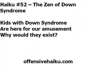 Offensive Haiku # 52