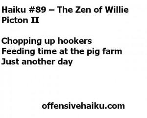 Offensive Haiku # 89