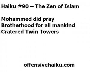 Offensive Haiku # 90